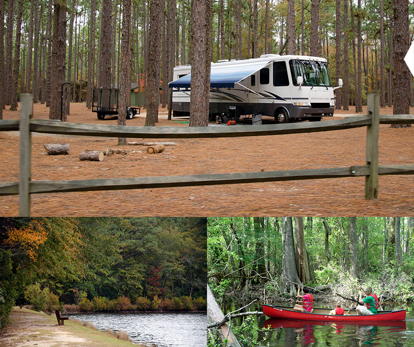 Camping Discover Aiken County