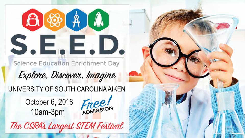 33rd Annual Science Education Enrichment Day S E E D