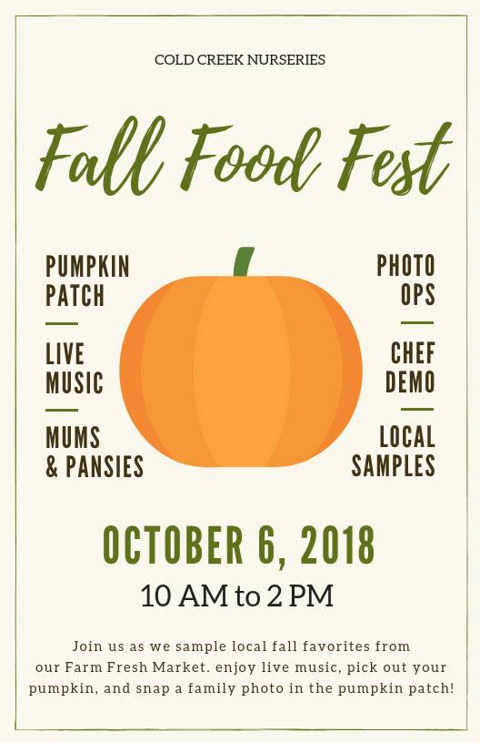 Join Us As We Sample Fall Treats From The Farm Fresh Market Faithful Foods Inc Will Be Sampling Some Soups Ll Have A Variety Of North Carolina